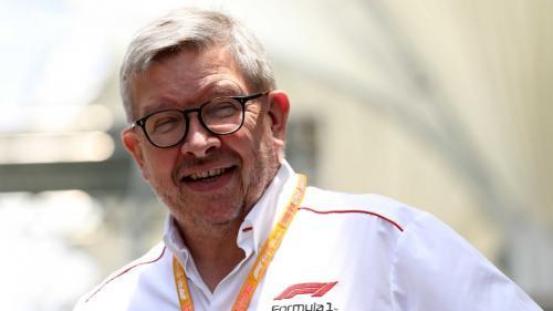 Direktur Manajer F1, Ross Brawn