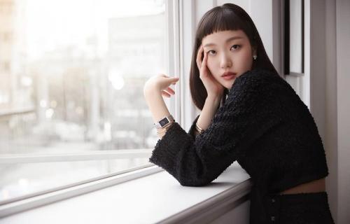 Kim Go Eun. (VOGUE)