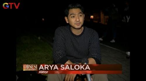 Arya Saloka