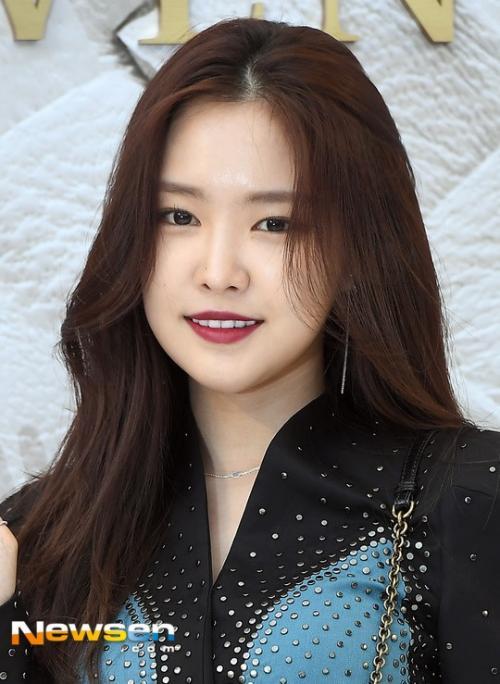 Son Naeun. (Foto: Newsen)