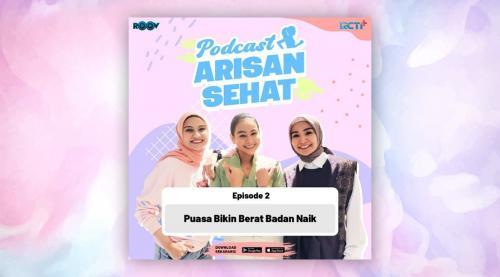 Podcas Arisan Sehat