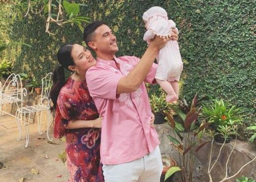 Raisa Andriana dan keluarga. (Foto: Instagram @raisa6690)