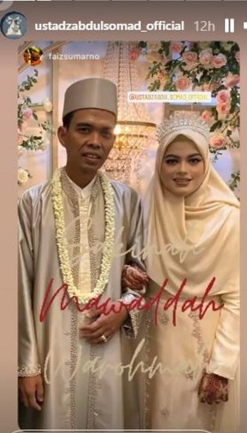 Teuku Wisnu hingga Anto Hoed Doakan Pernikahan Ustadz ...