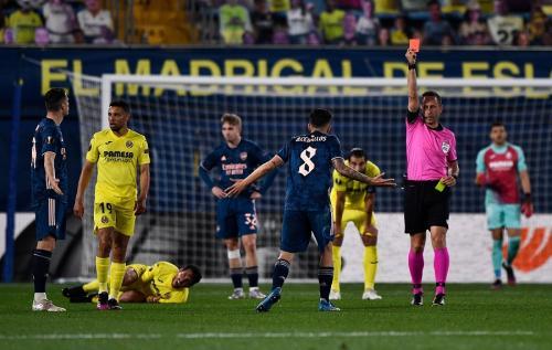 Villarreal vs Arsenal