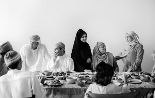 Ramadhan. (Foto: Rawpixel/Freepik)
