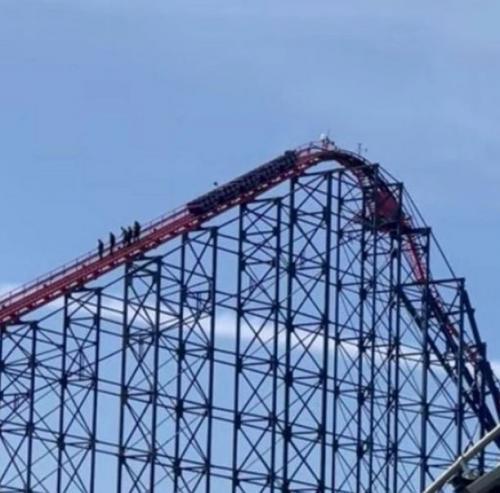 Roller Coaster Mogok
