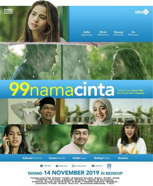 99 Nama Cinta. (Foto: MNC Pictures)