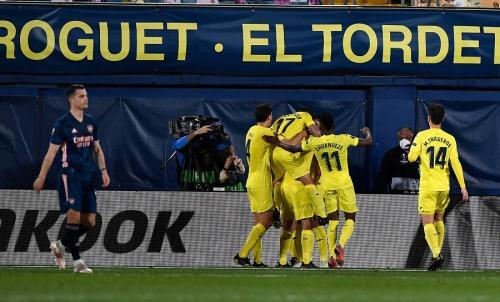 Villarreal (Foto: Reuters)