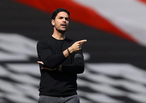Mikel Arteta (Foto: Reuters)
