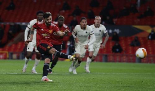 Man United vs AS Roma
