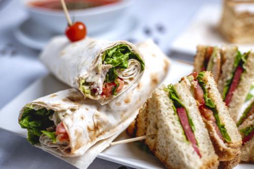 Sandwich. (Foto: Stockking/Freepik)