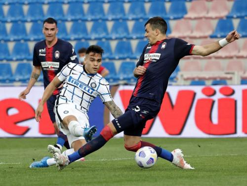 Crotone vs Inter Milan