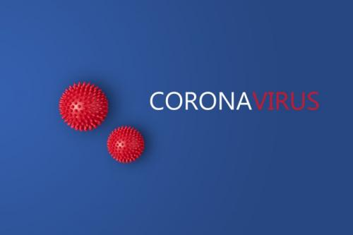 Ilustrasi virus corona atau covid-19. (Foto: Shutterstock)