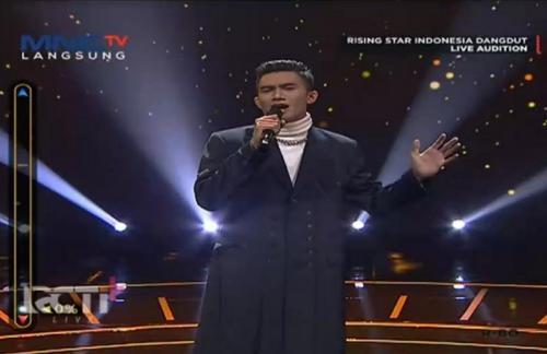 Riswan Rising Star Indonesia Dangdut