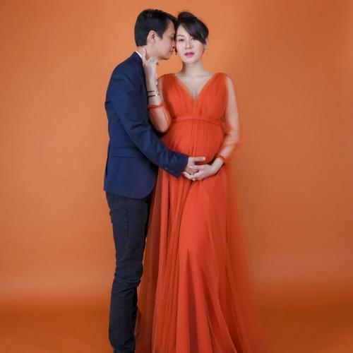 Rizuka Amor dan suami