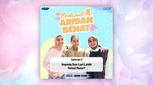 Podcast Arisan Sehat