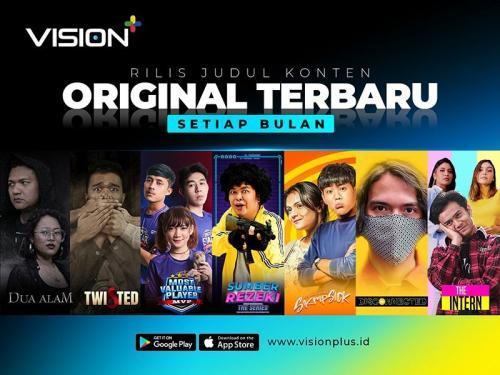 Original Series Vision+