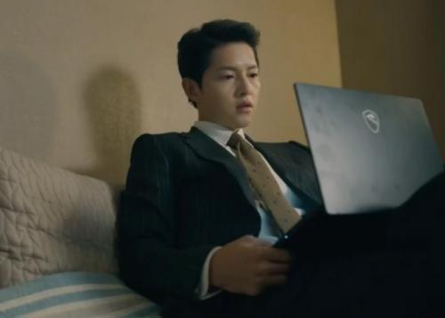 Song Joong Ki di drama Korea Vincenzo. (Foto: Inkistyle)