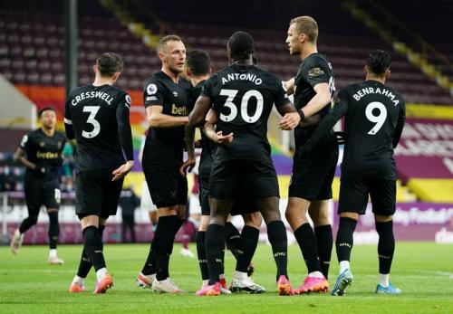 Burnley vs West Ham United