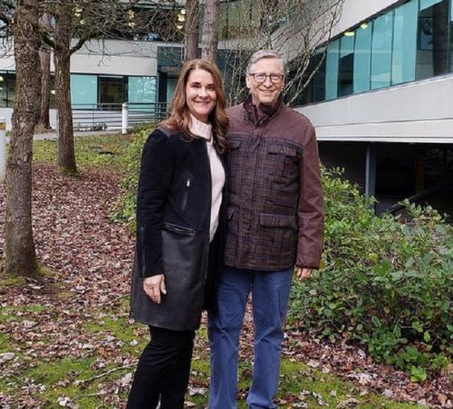 Bill dan Melinda