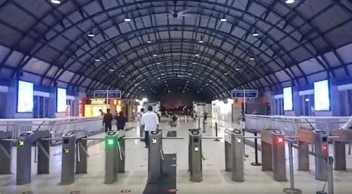 Stasiun Palmerah