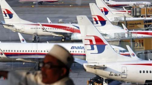 Pesawat Malaysia Airlines