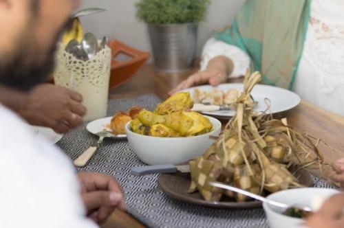 Ilustrasi makanan Lebaran. (Foto: Shutterstock)