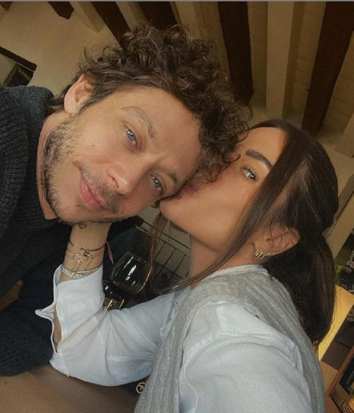 Valentino Rossi dan Francesca Sofia Novello