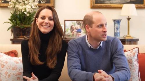 Pangeran William dan Kate