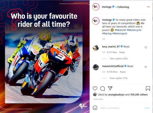 Unggahan MotoGP