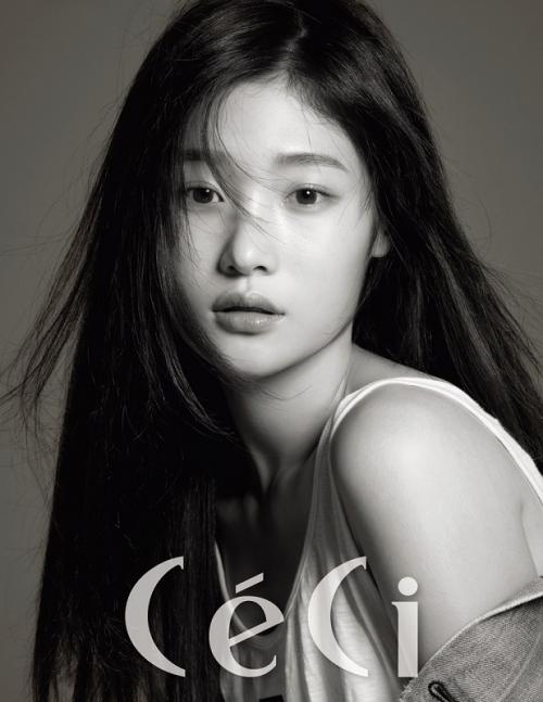 Jung Chaeyeong. (Foto: CeCi)