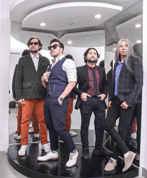 Band Naif. (Foto: Instagram/@naifband)