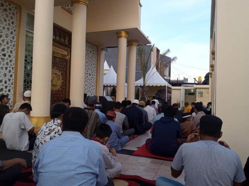 Masjid Raudhatul Jannah