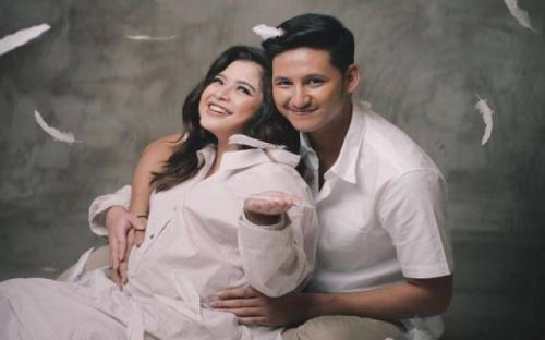 Tasya Kamila dan sang suami Randi Bachtiar. (Foto: Instagram @tasyakamila)