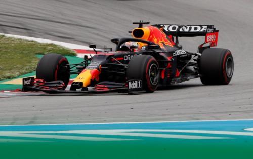 F1 GP Spanyol 2021