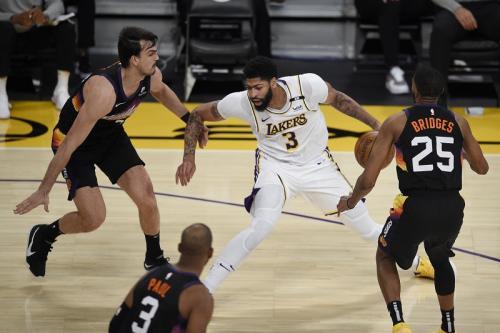 LA Lakers vs Phoenix Suns