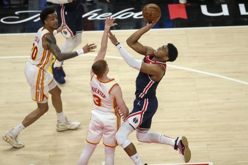 Atlanta Hawks vs Washington Wizards