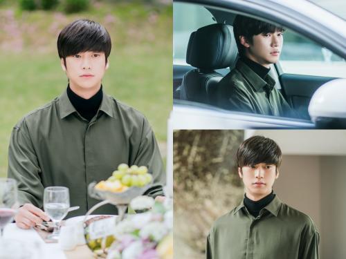 Na In Woo jadi cameo dalam At a Distance Spring is Green. (Foto: KBS)