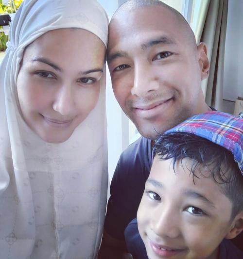 Keluarga Marcell Siahaan