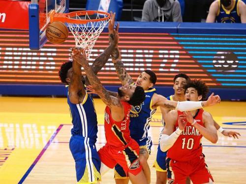 Warriors vs Pelicans