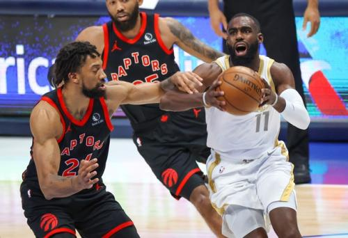 Raptors vs Mavericks