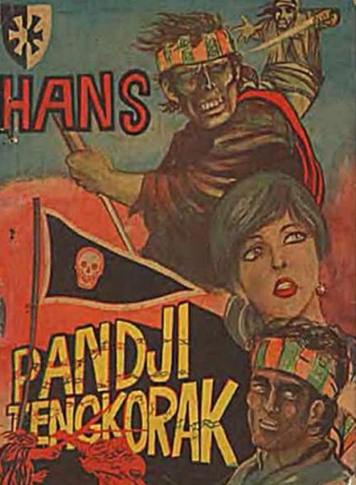 Pandji Tengkorak, komik karya Hans Jaladara