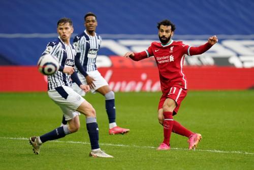 WBA vs Liverpool