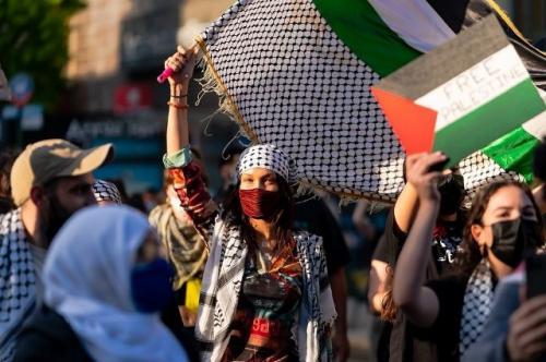 aktivis pro palestina