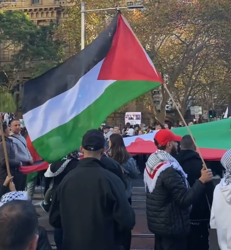 Demo Free Palestine