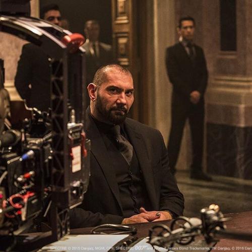 Dave Bautista dalam James Bond: Spectre. (Foto: MGM)