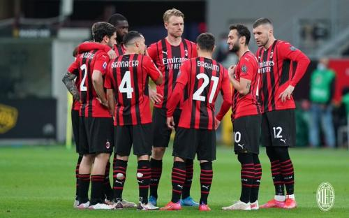 Para pemain AC Milan