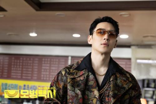 Lee Je Hoon di Taxi Driver