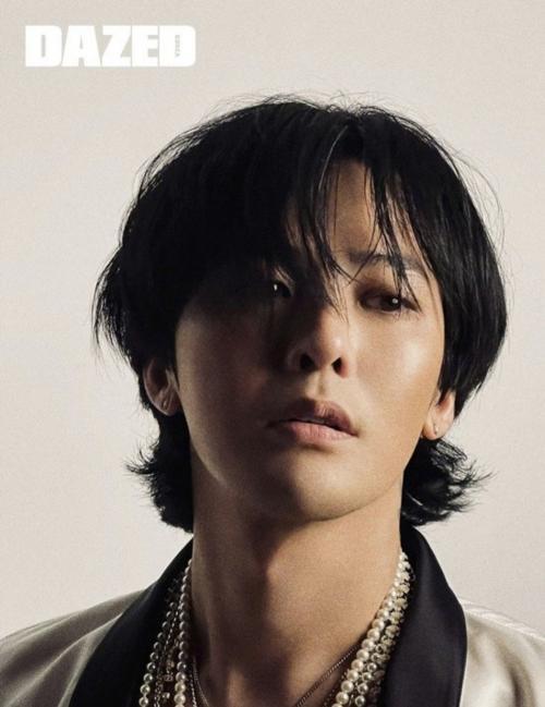 G-Dragon. (Foto: DAZED)