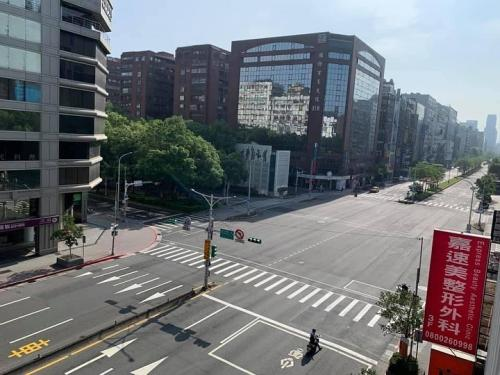 Taiwan Lockdown